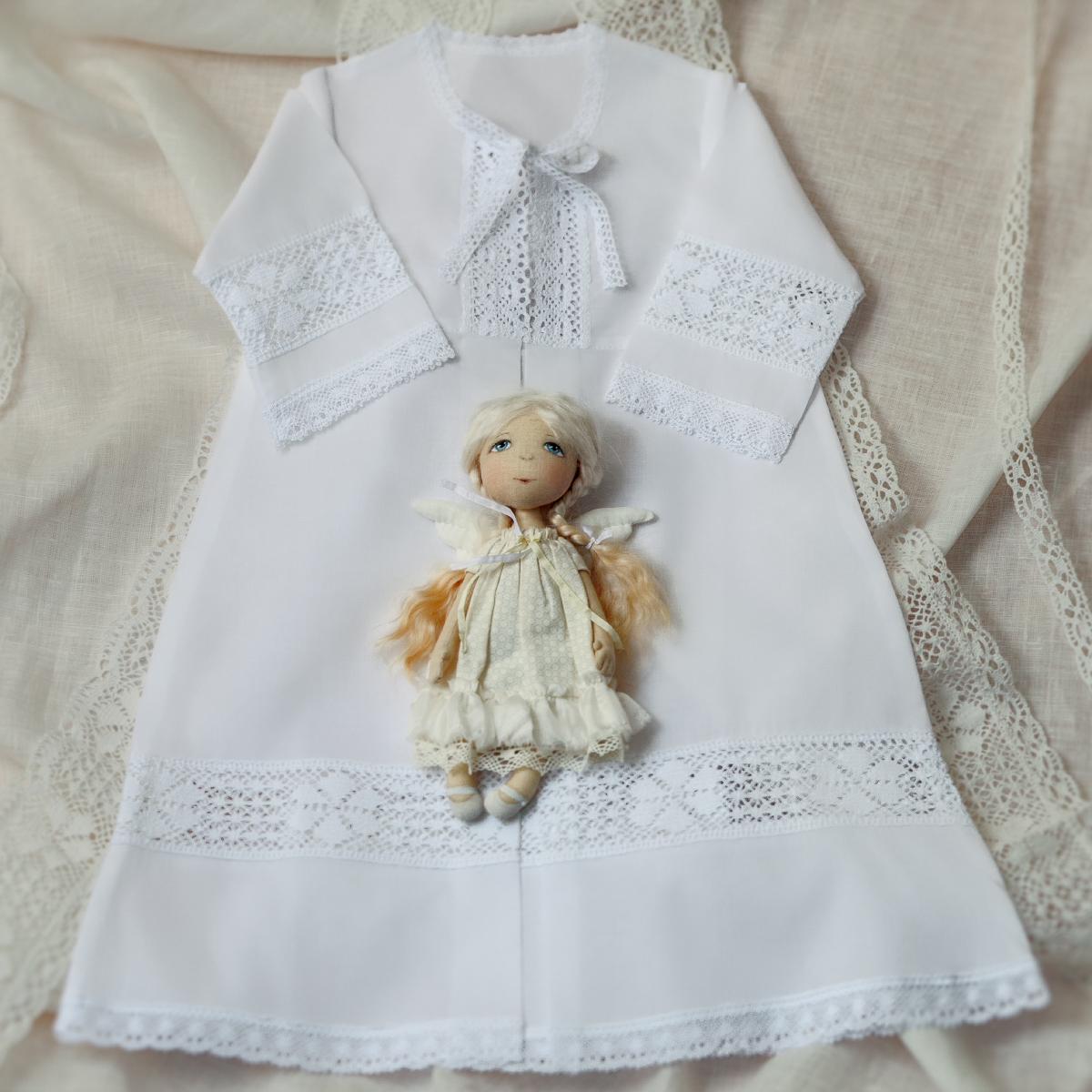 Крестильное платье для девочки сшить